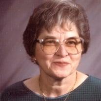 """Patsy """"Pat"""" Ann (Hanson)  Hutson"""