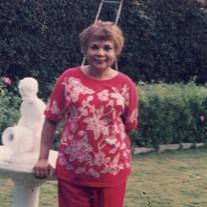 Ms. Vida Louise Hamilton