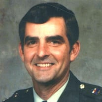 Lieutenant Colonel (U.S. Army Retired) Billy M. Hughes