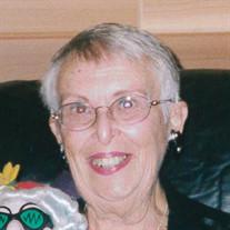 Mrs Maxine Eleanor Larrimore