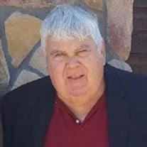 """Gary  Wayne """" Gus""""  McDonald"""
