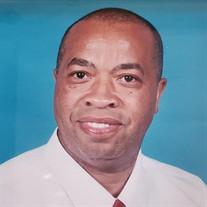 """Mr.  Kevin """"Chief"""" Middleton, Sr."""