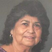 Magdalena Barriga Gonzales