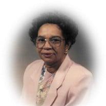 Mrs. Bernice Jeter