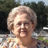 Mrs. Mary Ann Cowart