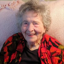 Mrs. Imogene W. Echols