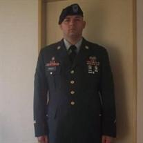 SSG Michael Patrick Mobley, (USA, ret)