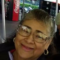 Gloria Cervantes