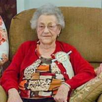 Mrs. Martha Ann Fitzpatrick
