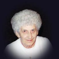 Gladys J. Kruger