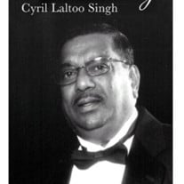 Mr.  Cyril  Laltoo  Singh