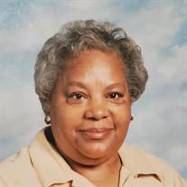 Shirley Dillard Bethel