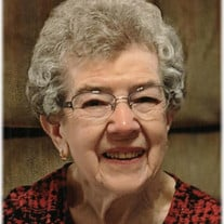 Eleanor M. Ethridge