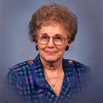 Martha Jane Cunningham