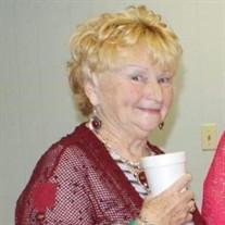 Faye Robertson Jordan
