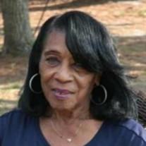 Mrs. Frances Delores McDowell