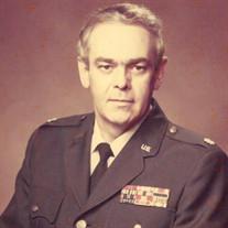 "Lt. Col. Robert ""Bob""  C.  Brown, USAF, Ret."
