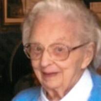 Gertrude M.  Glebus