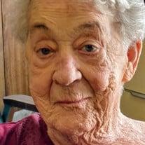 Bertha Mae Thompson Maxey