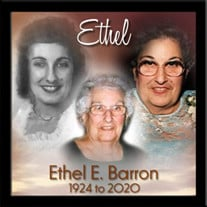 Ethel E. Barron