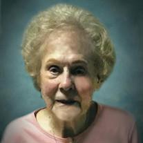 Louise Kathleen Clayton Fenwicke