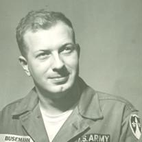 Dieter Hans Busemann