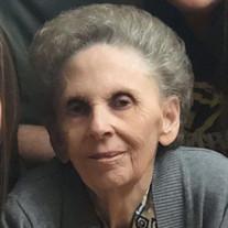 Mrs. Fay Alario Rousse