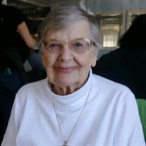 Margaret Florence  Franz