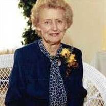 Martha Marcine Orsborn