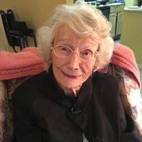 Gladys Jane Caughlin Campbell
