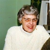Mrs. Bertha Agnes Hohman