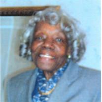 Ms. Clara Yvonne Lewis - Bradley