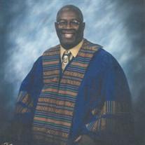 Pastor Emeritus James Larry Williams