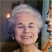 Frances Margaret Rosetta