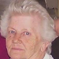 Joyce Frances Deen