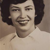 "Elizabeth ""Betty"" Jane Lenix Hays"