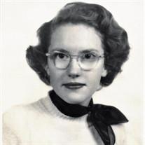Joyce Allene Earick
