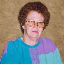 Mrs. Shirley E. McAdams