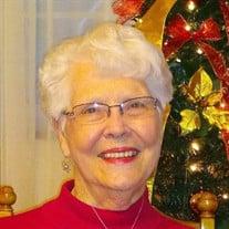 Bertha Mae Boggs McCallister