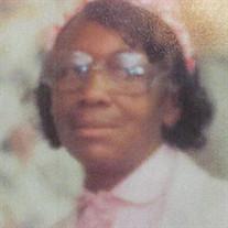 Mrs. Della Bernice Ervin
