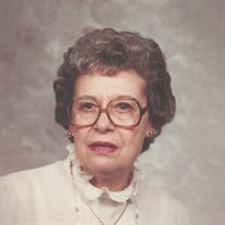 Mrs Mary Harrell Evans