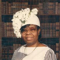 Mildred Johnson Jackson