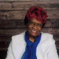 Mrs. Josephine Davis