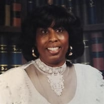 Mrs. Doris Louise Williams Hill