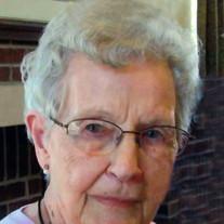 """Katherine """"Eileen"""" Thompson"""