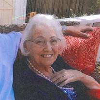 Lucille Oliveria Barcroft