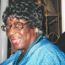 Mrs. Mentory Dorsey  Parks