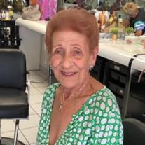 """Tomasa """"Granny"""" Vega"""