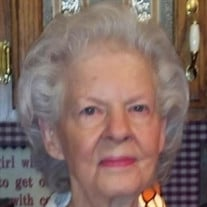 Betty Jo Martindale