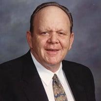 """Pastor Hubert """"Herb"""" Cadle"""